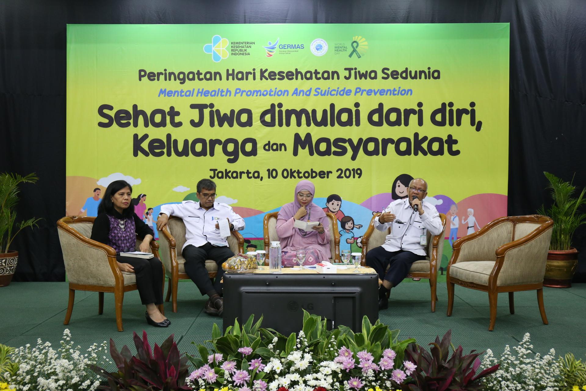 Seminar Hkjs 2019 Jiwa Sehat Negara Kuat Direktorat Jendral P2p